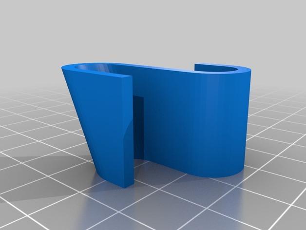 衣架挂钩 3D模型  图2