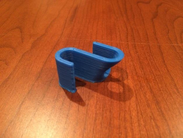 衣架挂钩 3D模型  图3