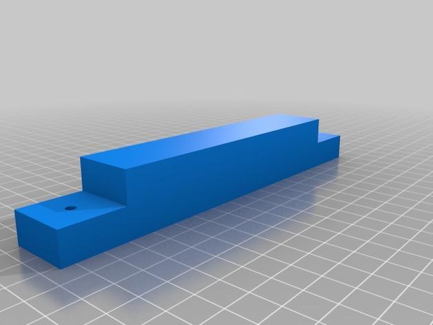 入侵者厕纸架 3D模型  图6