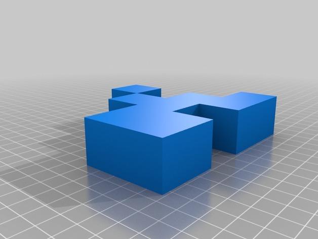 入侵者厕纸架 3D模型  图8