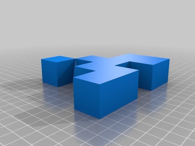 入侵者厕纸架 3D模型  图12