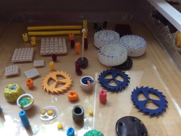 39齿轮刀具 3D模型  图4