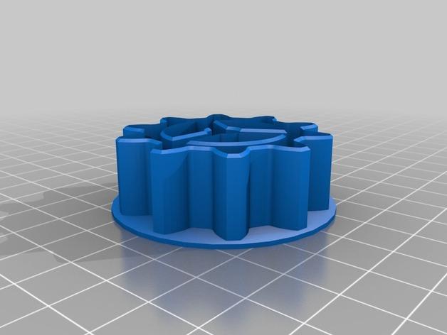 39齿轮刀具 3D模型  图8