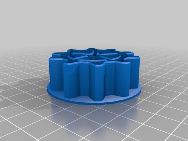 39齿轮刀具 3D模型  图9