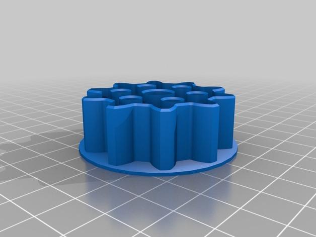 39齿轮刀具 3D模型  图11