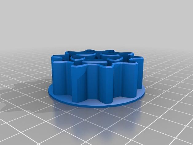 39齿轮刀具 3D模型  图10