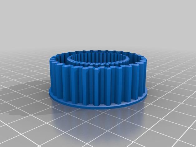 39齿轮刀具 3D模型  图12