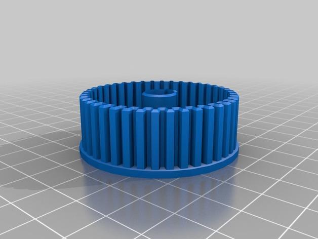 39齿轮刀具 3D模型  图13