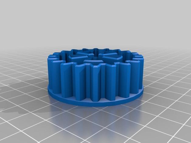 39齿轮刀具 3D模型  图14
