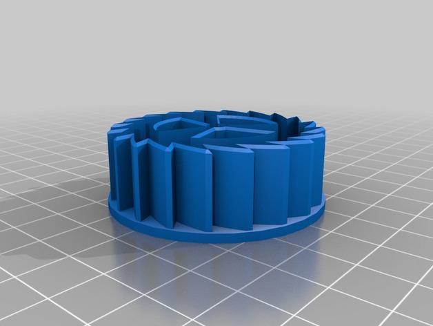 39齿轮刀具 3D模型  图15