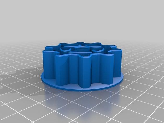 39齿轮刀具 3D模型  图16