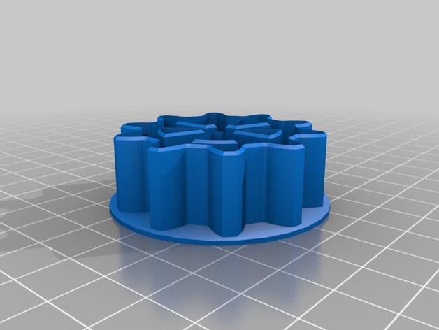 39齿轮刀具 3D模型  图17