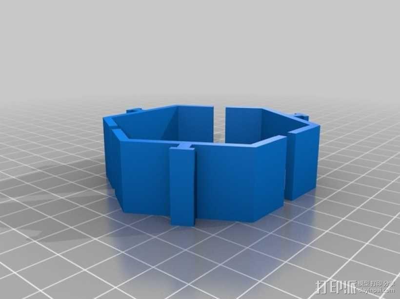 模块化的桌面整理系统V2 3D模型  图5