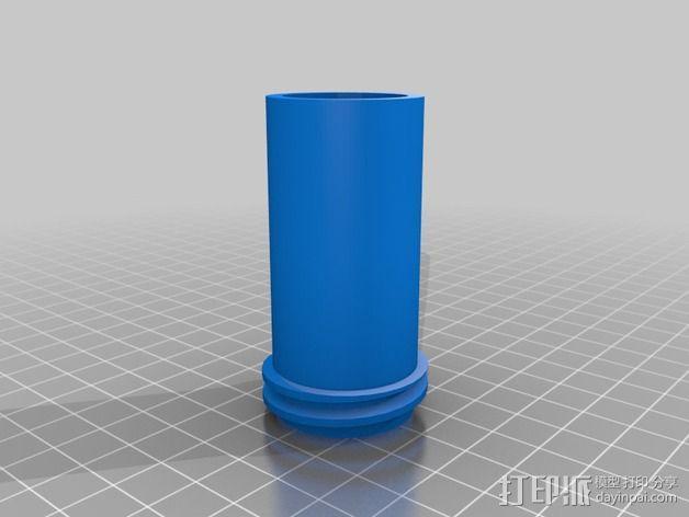 壁挂式Minecraft手电筒 3D模型  图7