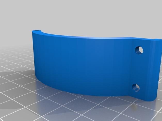 双层鸡蛋架 3D模型  图3