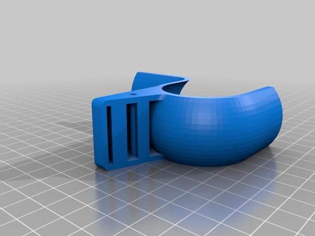 双层鸡蛋架 3D模型  图4