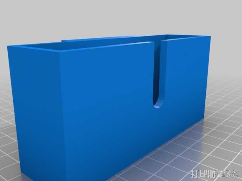 苹果电视接口 3D模型  图5