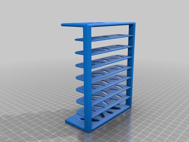多功能杯托 3D模型  图4