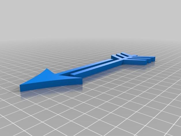 丘比特书立 3D模型  图2
