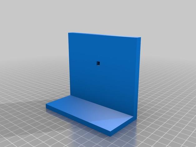 丘比特书立 3D模型  图3