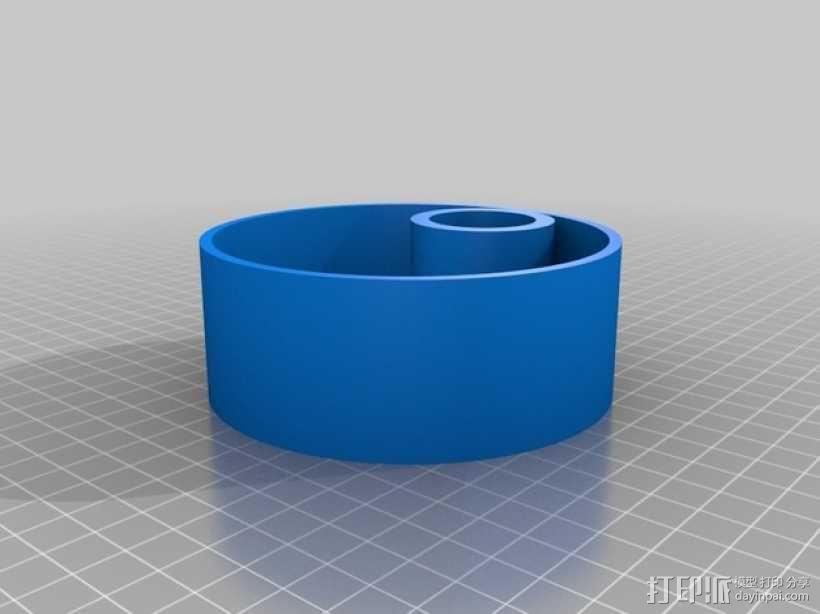 宠物饮水器 3D模型  图3
