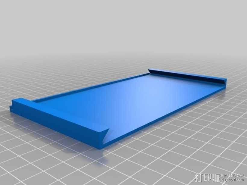 茶包分发器 3D模型  图5