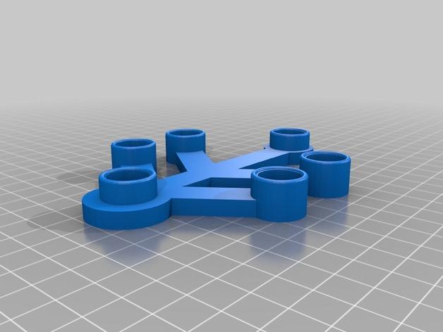 乐高圣诞花环 3D模型  图4