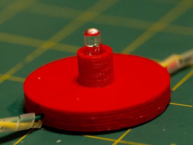 模块化圣诞灯 3D模型  图4