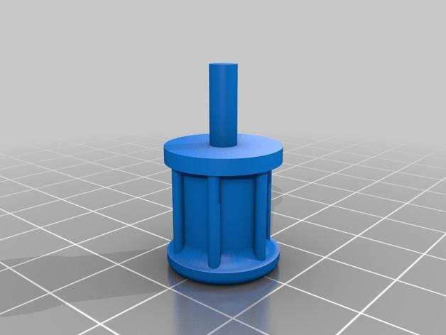 简易塔迪斯抽屉 3D模型  图9