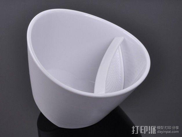 带有角度的茶壶 3D模型  图7