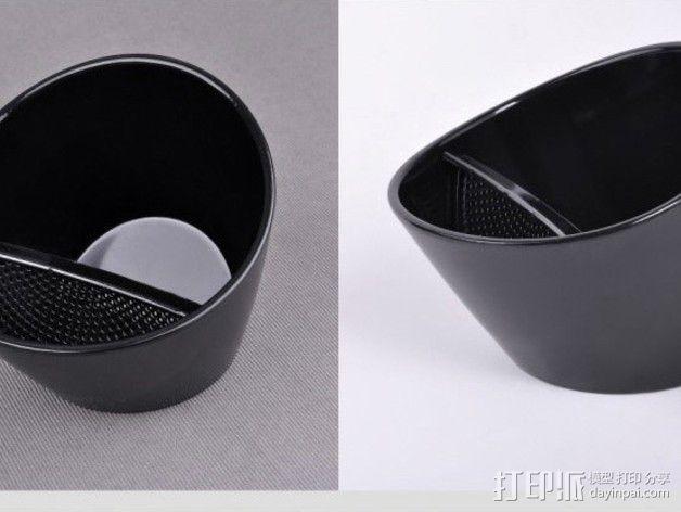 带有角度的茶壶 3D模型  图9
