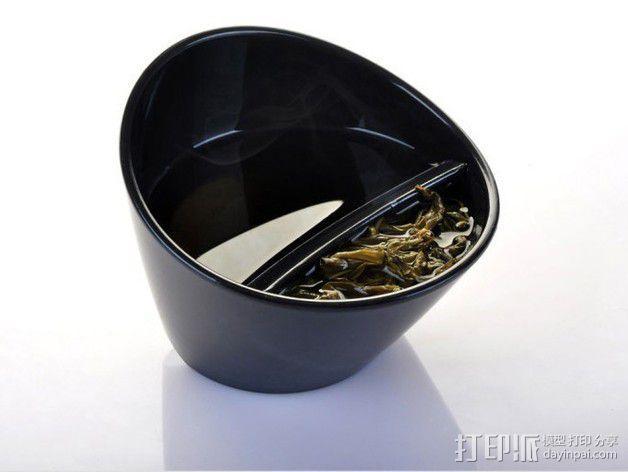 带有角度的茶壶 3D模型  图11