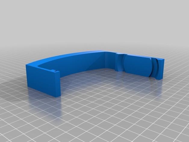 易拉罐把手/夹子 3D模型  图2