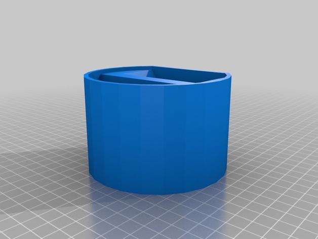 桌面式糖果机 3D模型  图3