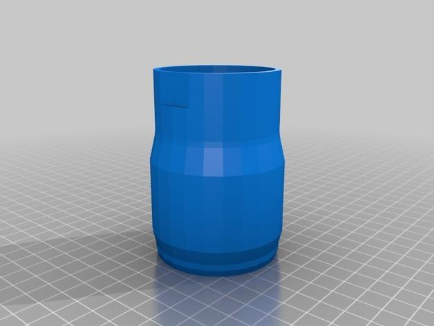 桌面式糖果机 3D模型  图2