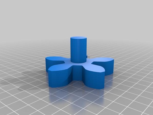 桌面式糖果机 3D模型  图5