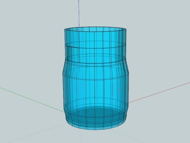 桌面式糖果机 3D模型  图9