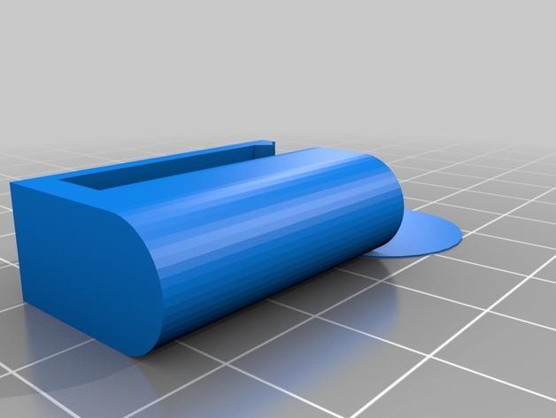 Bic圆珠笔壳 3D模型  图5