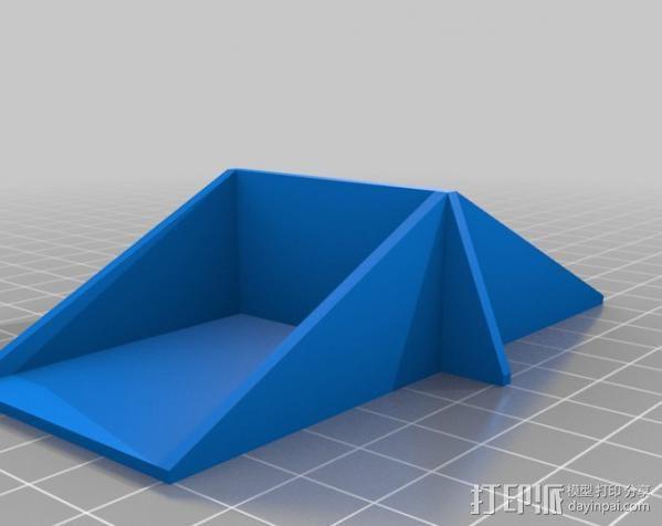 迷你风速计 3D模型  图4