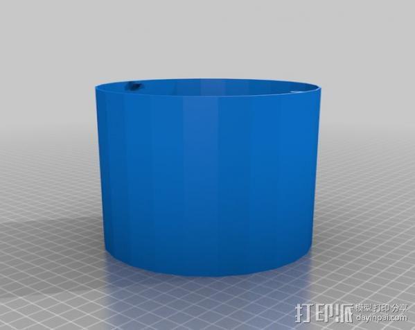 迷你风速计 3D模型  图6