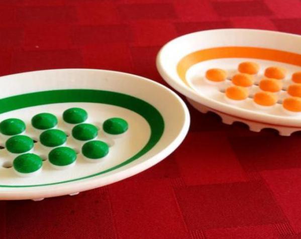 肥皂碟 3D模型  图1