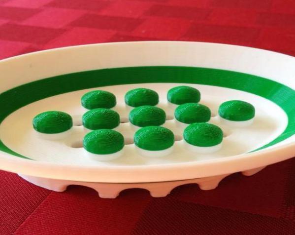 肥皂碟 3D模型  图6