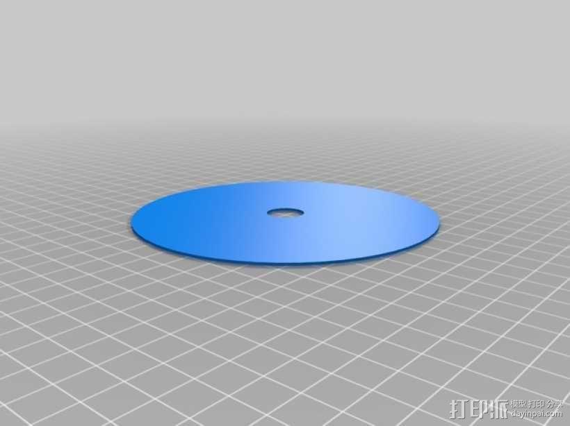 水珠形鸟笼 3D模型  图10