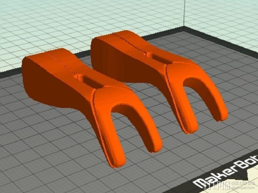 迷你牙线 3D模型  图9