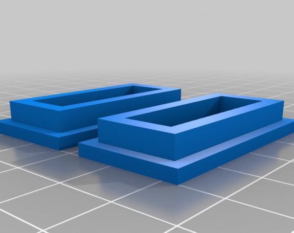 4020 DIY台灯 3D模型  图2