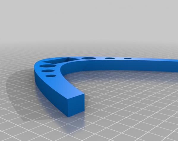 4020 DIY台灯 3D模型  图3