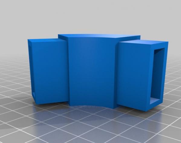 4020 DIY台灯 3D模型  图4
