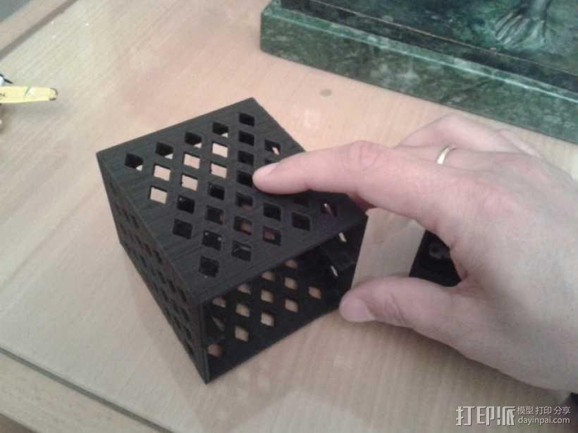 参数化抽屉/储物柜 3D模型  图7