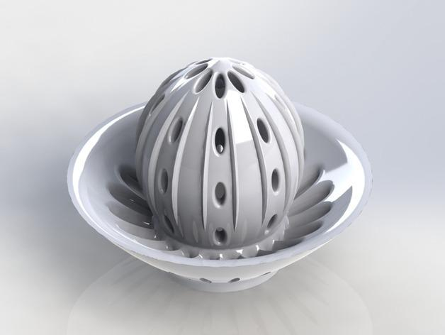 迷你榨汁机 3D模型  图1