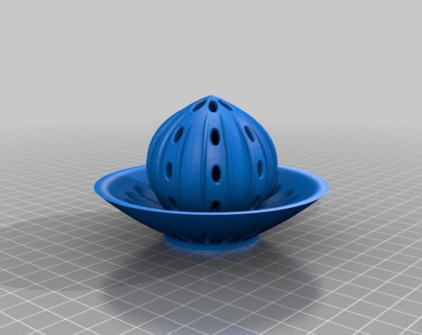 迷你榨汁机 3D模型  图2